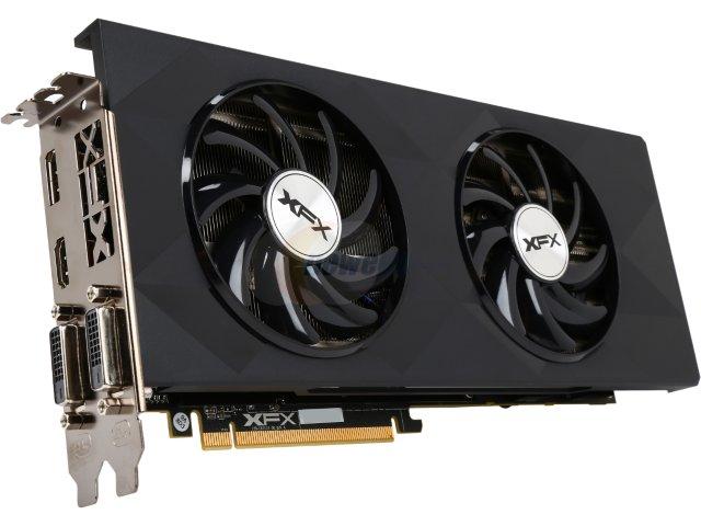 XFX Radeon R9 390 8GB Video Card $235 AR ($30) maybe even $210 w/ Amex