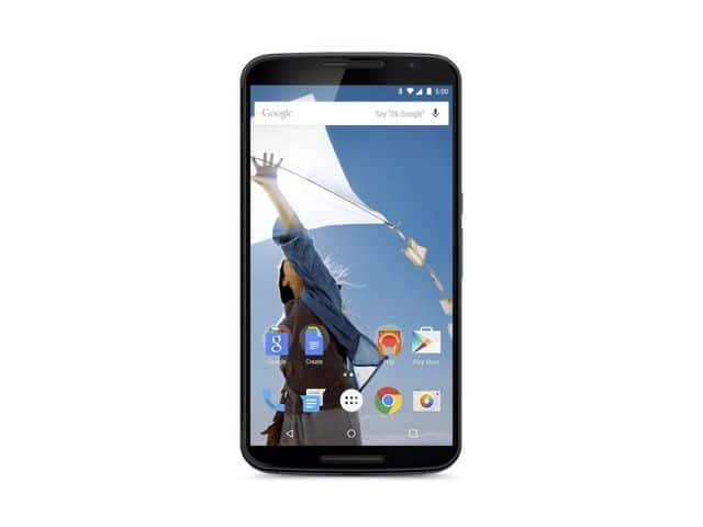 Motorola Nexus 6 XT1103 32GB 4G LTE Unlocked GSM Android v5.0 Smartphone - White - US Version for $289 + FS or cheaper with VCO ($264) w/ AE ($239) YMMV!