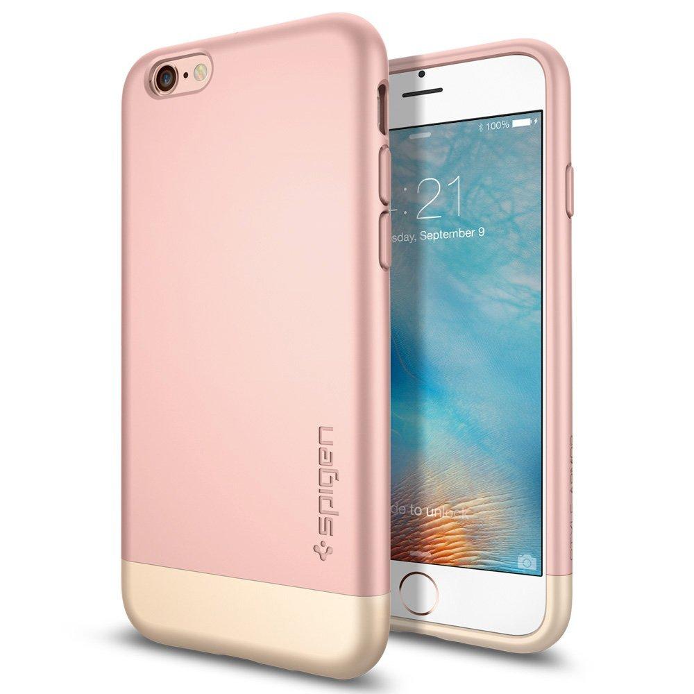 Spigen iPhone 6/6s/6 Plus/6s Plus Phone Cases $3, Spigen 2-Port Car Charger  $2