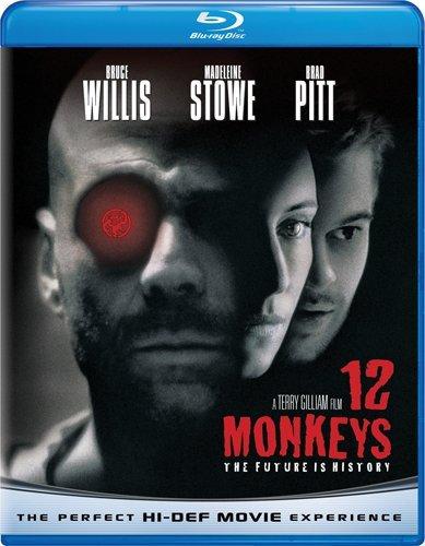12 Monkeys [Blu-ray] - $5