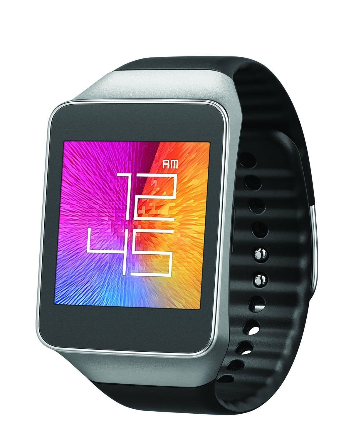 Samsung Galaxy Gear Smart Watch Live Android SM-R382 Black Waterproof Bluetooth $79.99 + Free shipping