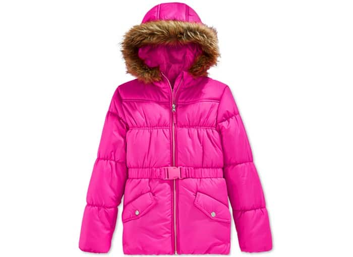 Boys', Girl's, Big Kid & Toddler Winter Coats (London Fog, Protection System & More) $16 + Free store pickup where available at Macys or $3 shipping (or free Ship on $50+)
