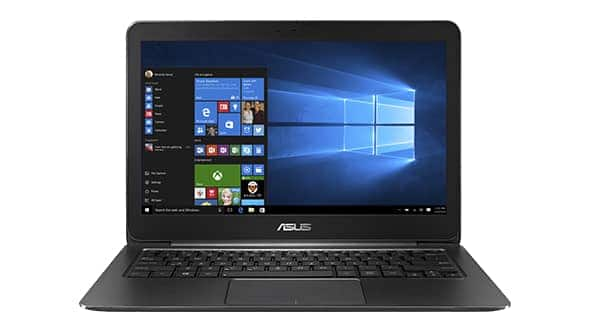 "ASUS ZenBook UX305CA-UHM1 (New Model) 13.3"" Laptop $599.00 - Core M3-6Y30 / 256GB SSD / 8GB RAM / 13.3"" Full HD Display / 10 Hours Battery Life"