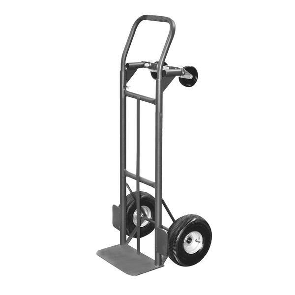 Milwaukee Hand Truck 800 lb. Capacity 2-Way Convertible Hand Truck $40.49, Lowest Price - Sears