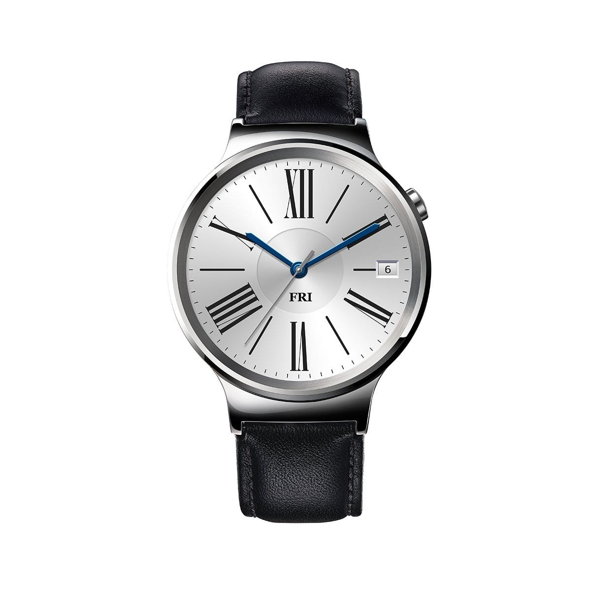 Huawei Stainless Steel Smartwatch w/ Leather Strap  $255 + Free Shipping
