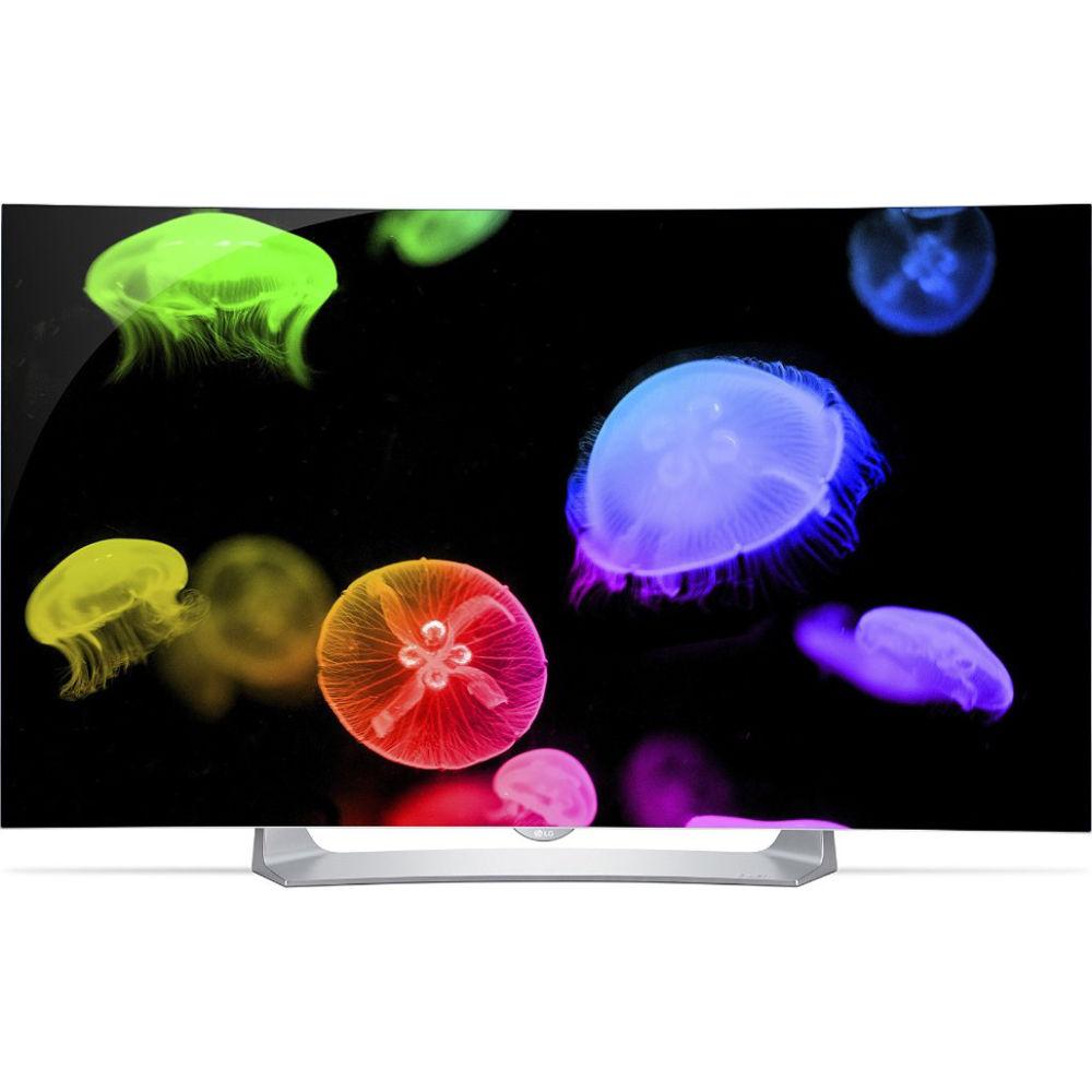 "55"" LG 55EG9100 1080p Curved Smart OLED 3D HDTV $1400 + Free Shipping"