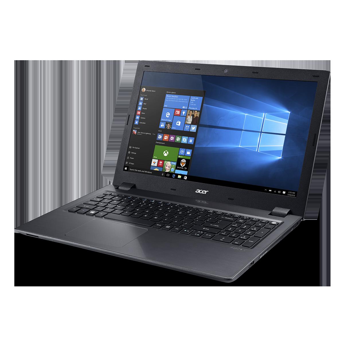 Acer Aspire V 15 Signature Edition Laptop: i7-6500U, 8GB RAM, 1TB HDD  $549 + Free Shipping