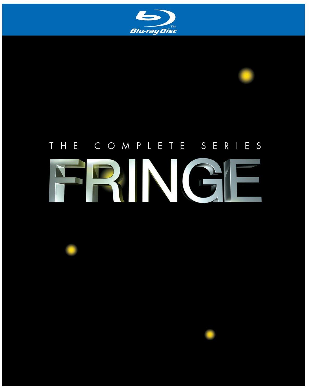 Fringe: The Complete Series Season 1-5 (Blu-ray)  $21
