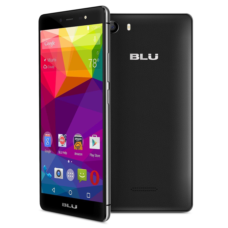 BLU Life One X - 4G LTE Smartphone - GSM Unlocked - Black - $99