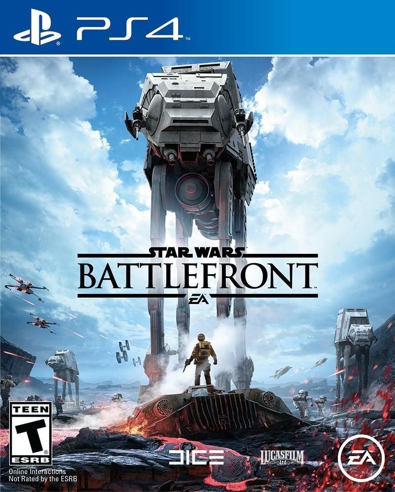 Star Wars Battlefront (PS4 Digital Download) $29.99