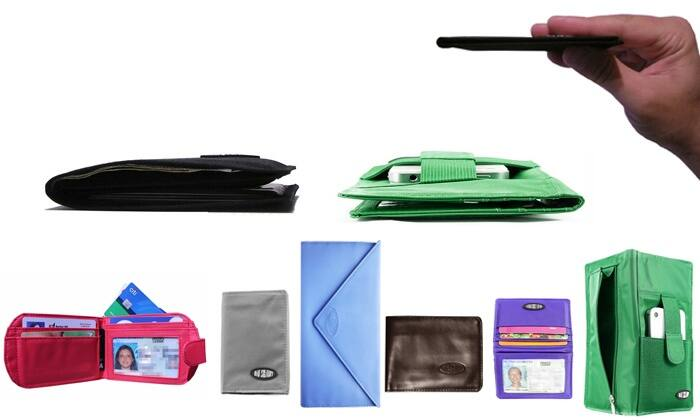 Big Skinny Ultra-thin wallets annual 52% off at Groupon. $25 credit for $12, $50 credit for $24 or $75 credit for $36