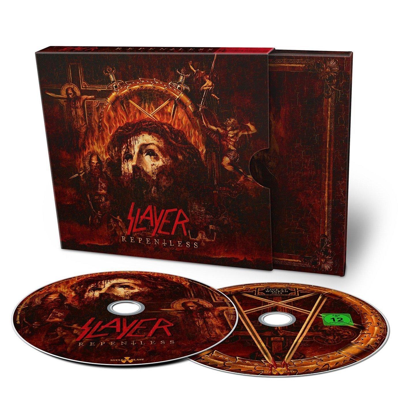 Slayer: Repentless (CD + DVD)  $10 + Free Store Pickup
