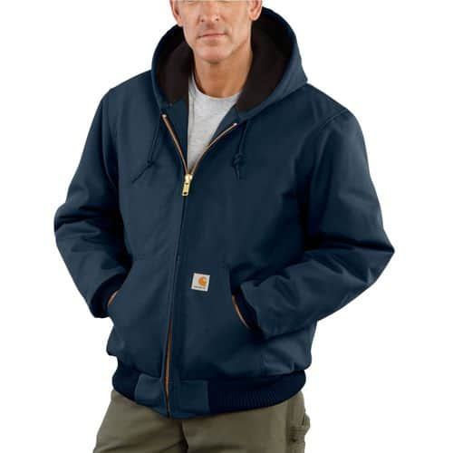 Carhartt Men's Duck Active Quilted Flannel Lined Jacket @ Academy for $39.99 FS, ($69.99 at Amazon)