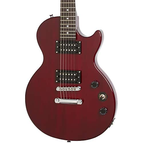 Epiphone Les Paul Special II Electric Guitar Wine Red $100 @ Guitar Center