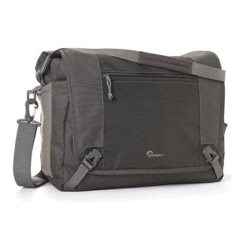 Lowepro Nova Sport 35L AW Shoulder Bag, Slate Gray - $10 after rebate + FS at Adorama