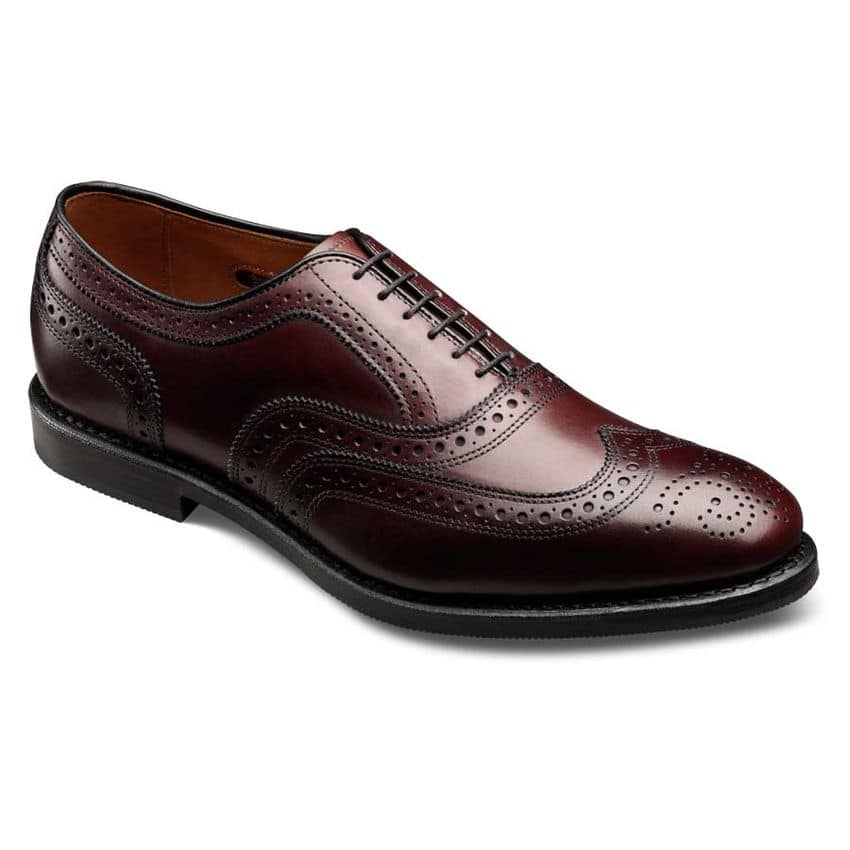 Allen Edmonds Factory Seconds Sale: Men's McAllister Shoe  $199 & More + Free Shipping