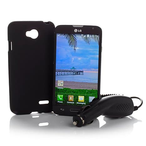 Tracfone LG Ultimate 2 Prepaid Smartphone + 1200 Minutes/Texts/Data  $85 & More + Free S/H