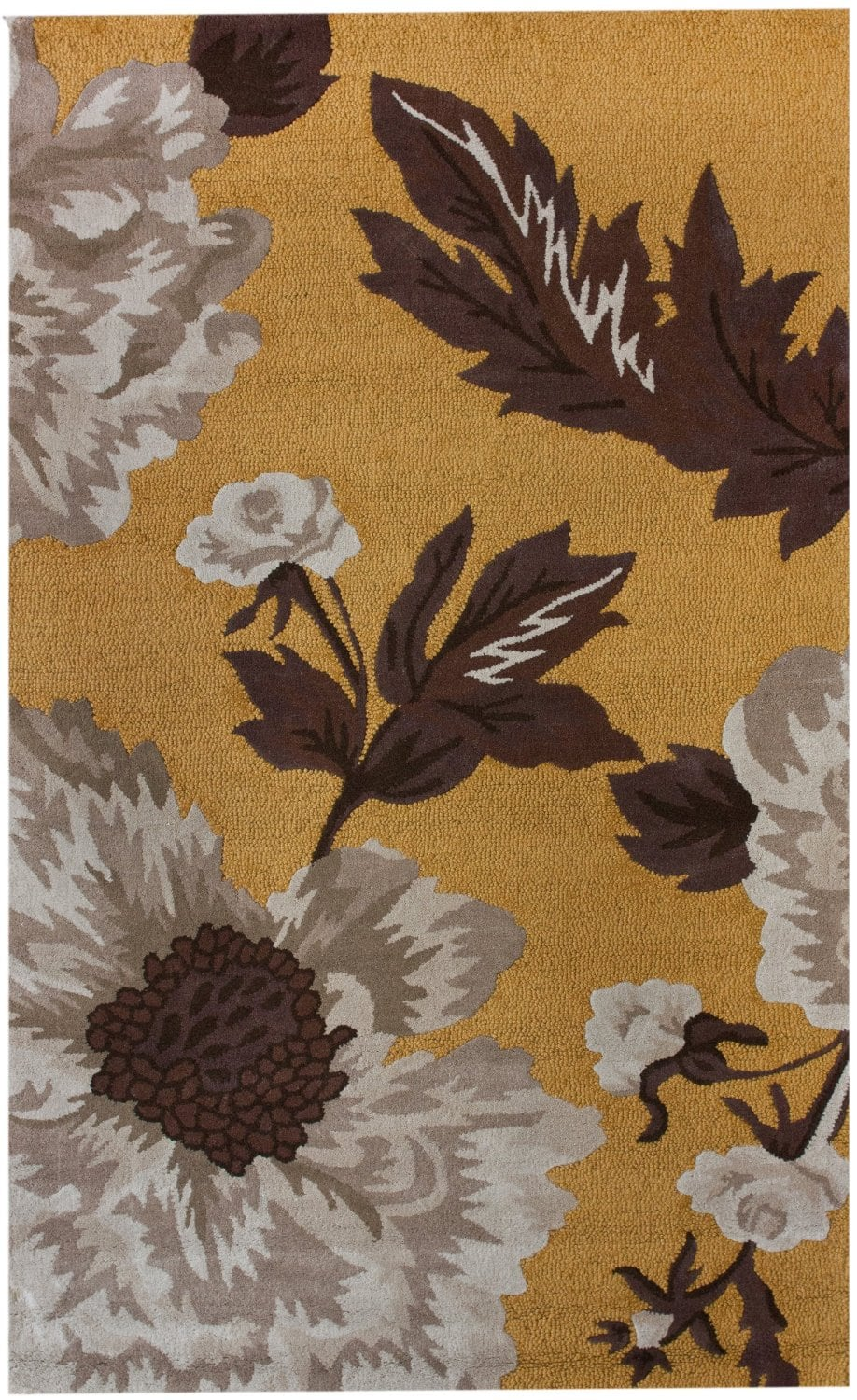 nuLOOM 5' x 8' Wool Area Rug (various styles)  From $34.50