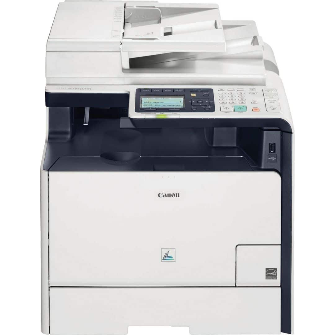 Canon MF8580CDW Color All-in-1 Laser Printer $150 and Free ship