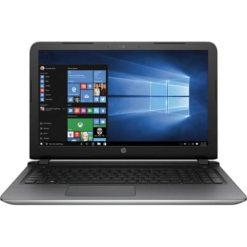 """HP Pavilion 15.6"""" Laptop (Pre-Owned): A10-8700P, 6GB DDR3, 1TB HDD  $198 + Free Shipping"""