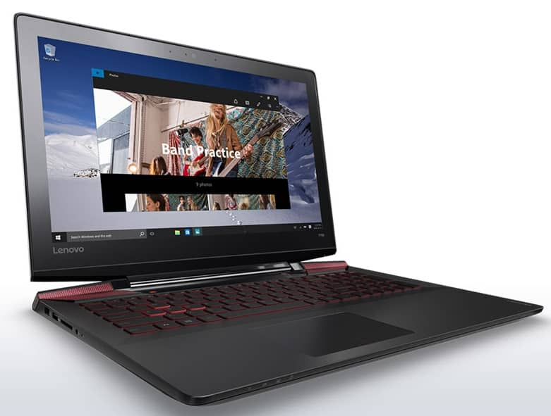 "Lenovo ideapad Y700 15.6"" FHD IPS, i7-6700HQ, 16GB DDR4, 512GB SSD, GTX 960M 4GB @ $999.99 at Lenovo with F/S"