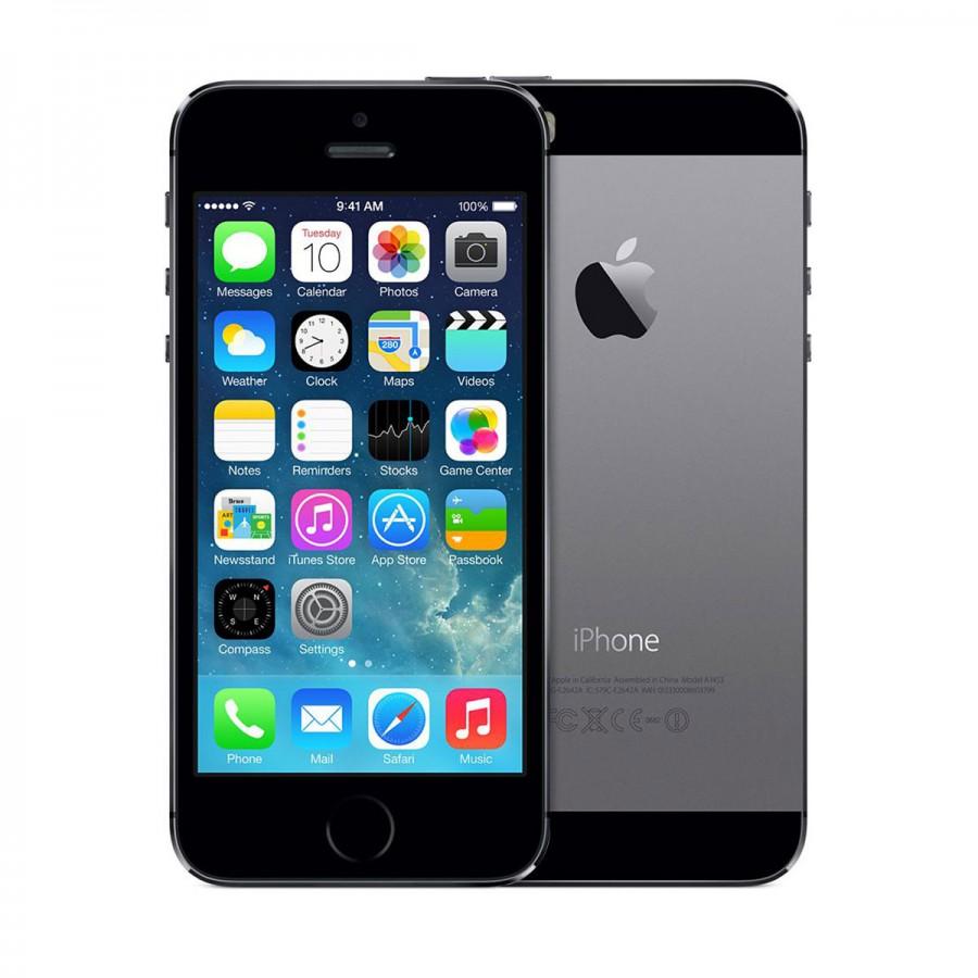 Apple iPhone 5s Gray 16GB $149.99 - boostmobile