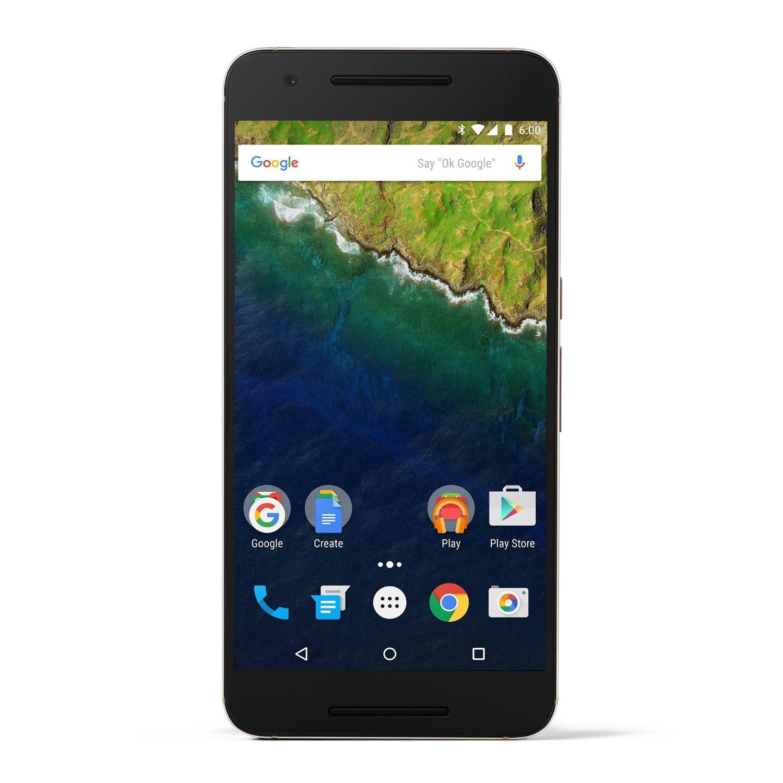 Huawei Nexus 6P Smartphone + $25 Best Buy GC: 64GB $500, 32GB  $450 + Free Shipping
