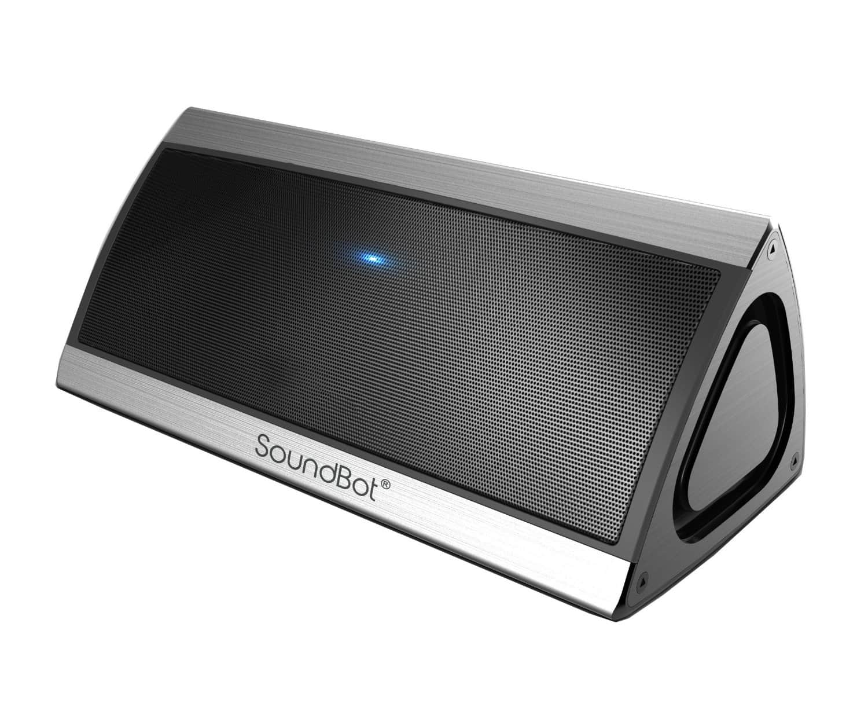 SoundBot SB520 3D HD Bluetooth Wireless Speaker w/ 15 Hours Playtime $26.99 @Amazon +FOS
