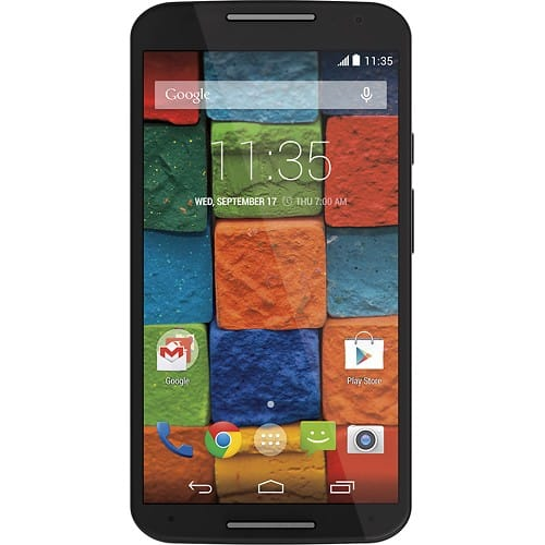 16GB Motorola Moto X Verizon Smartphone (2nd Gen)  $100 + Free Shipping