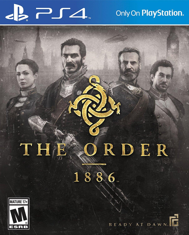 The Order: 1886 $10 @ Gamestop (PS4)