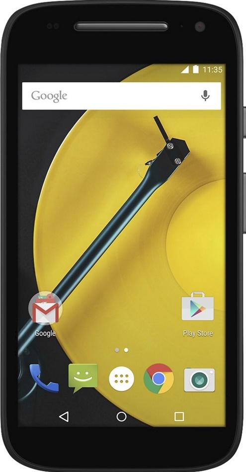 """Motorola Moto E 4G LTE 4.5"""" Sprint Prepaid No-Contract Smartphone  $34"""