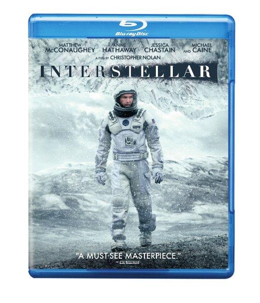 Interstellar (Blu-ray) $8 - Amazon