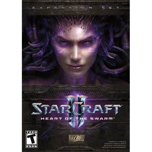 GCU Members: PC Games: StarCraft II: Heart of the Swarm, Diablo III  $6.40 & More + Free Store Pickup