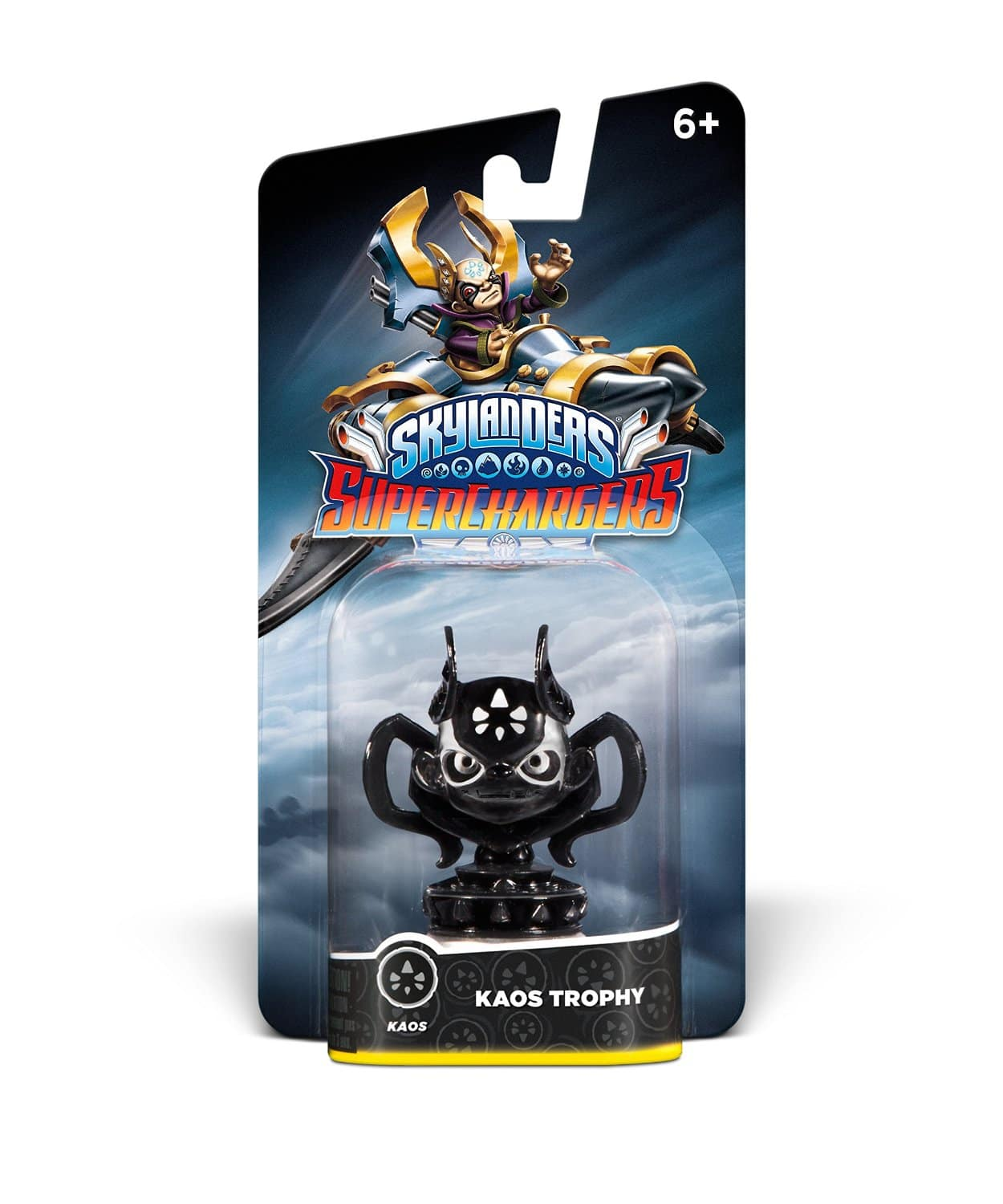 Activision Skylanders Superchargers Kaos Trophy Character Pack, $3.99 (for Prime Members)