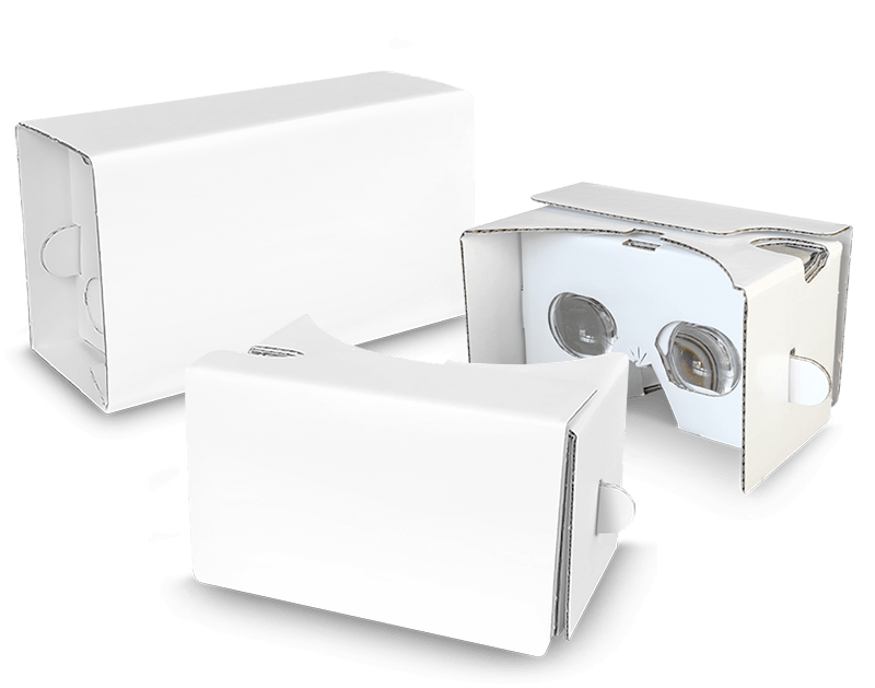Google Cardboard 2.0+ FREE(Pay Shipping $2.xx or so) - The 'Unofficial Cardboard'  Company