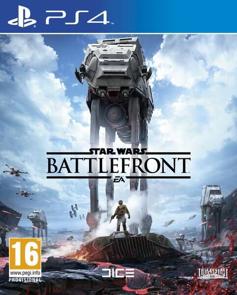 Star Wars Battlefront (Used, PS4 or Xbox One)  $20 + Free Shipping