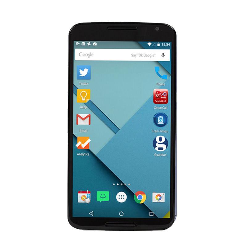 32GB Motorola Nexus 6 Unlocked Smartphone (Refurb)  $200 + Free Shipping