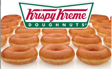 Krispy Kreme - Double your Dozen, 2 dozen originals for $11.99