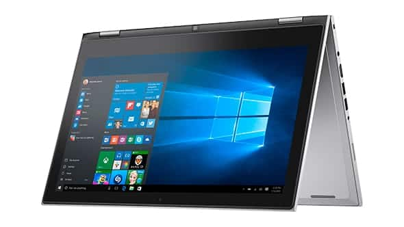 "Dell Inspiron 13 Laptop/Tablet: i7 6500U, 13.3"", 256GB SSD, Win 10 $629 + Free Shipping @ Microsoft Store"