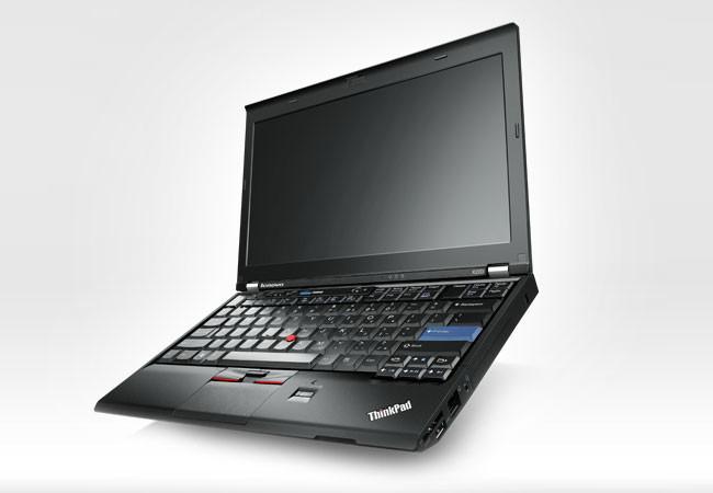 "Lenovo Thinkpad X220 12.5"" Laptop (Refurb): i5-2520M, 8GB DDR3, 256GB SSD, Win 7  $259 + Free Shipping"