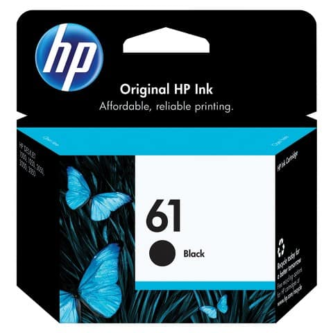 HP 61 Ink - 2x cartridges for $20.40 + tax @ Target ($19.30 for red card holders)