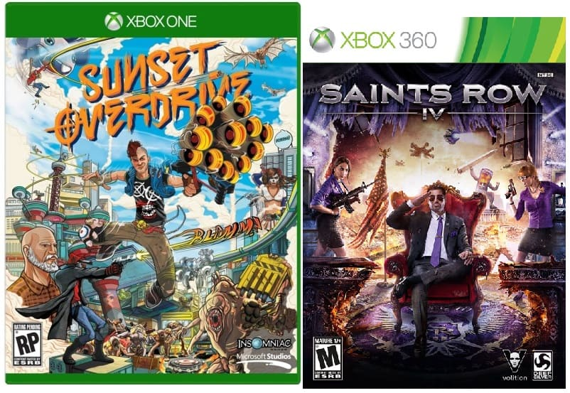 Xbox Digital Games: Sunset Overdrive  Free (XBL Gold Membership Req.)