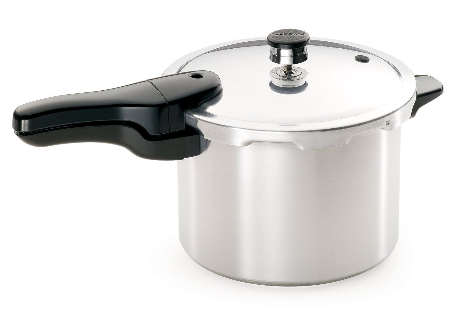 Presto 01264 6-Quart Aluminum Pressure Cooker 6 Quart $20.00, 8 Quart for $24.60 + F'S (Prime) (Amazon)