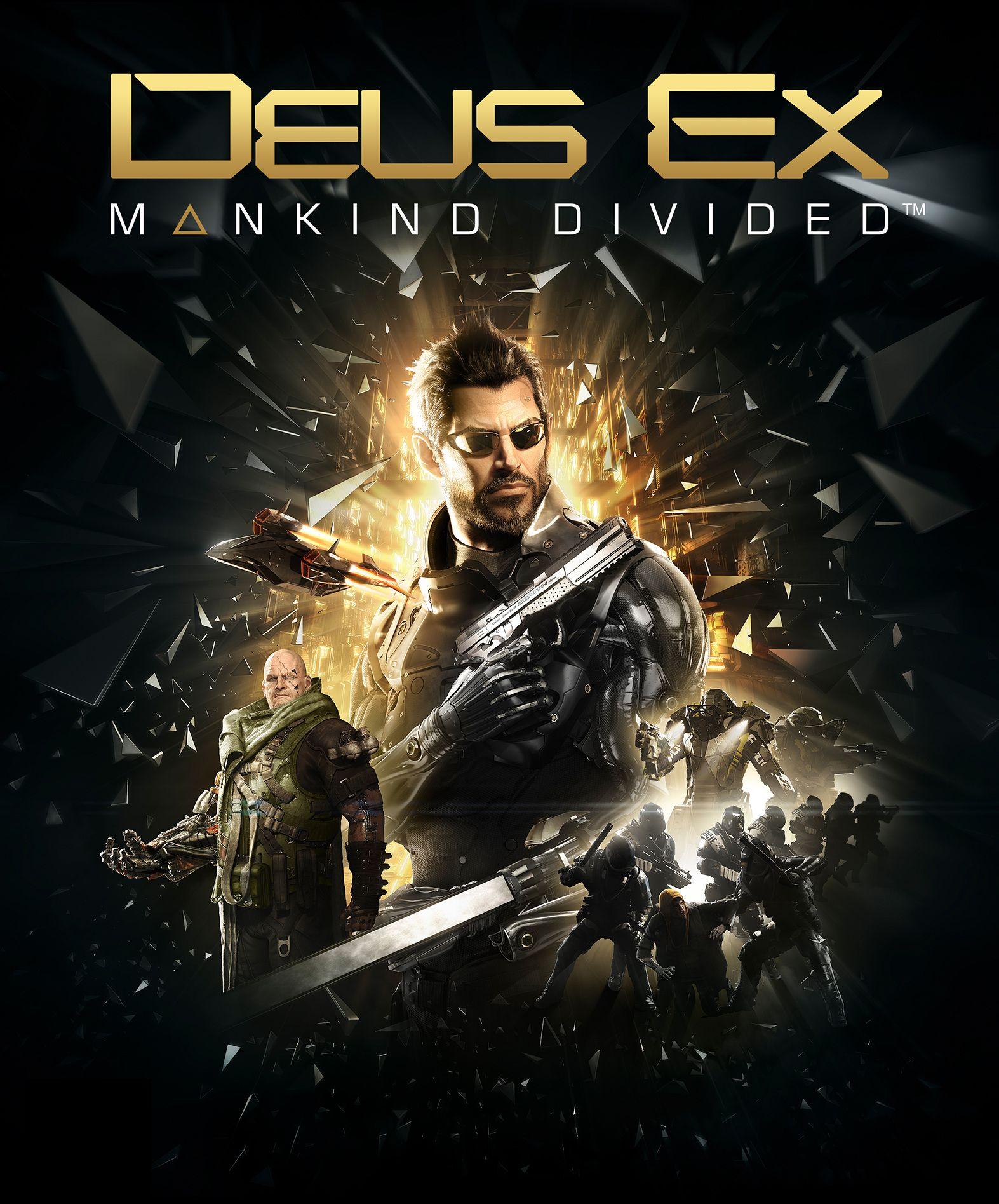 Deus Ex: Mankind Divided Pre-Order (PC Digital Download)  $34.65 or Less