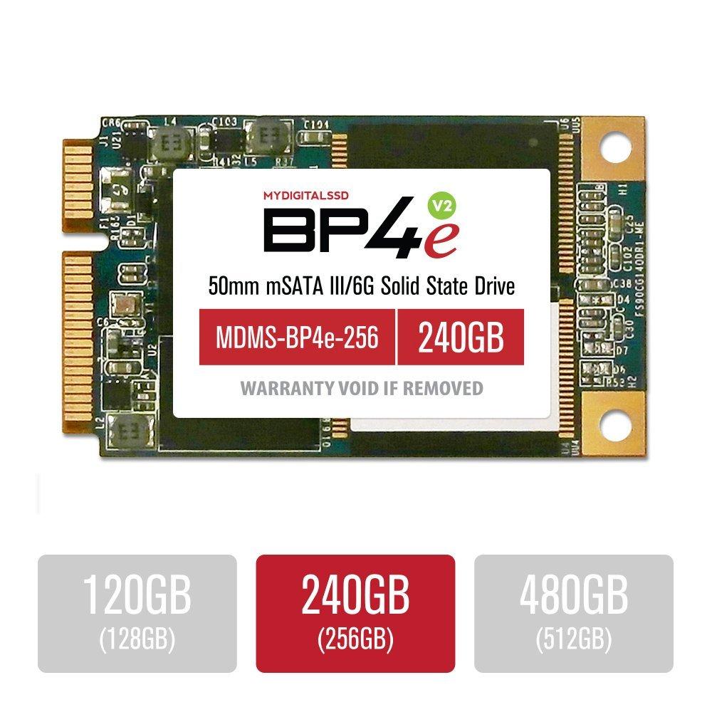 MyDigitalSSD SSDs: 480GB mSATA $115, 240GB  $60 & More + Free S&H
