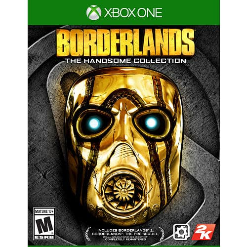 Borderlands Handsome Collection Xbox One $19.99  + FS
