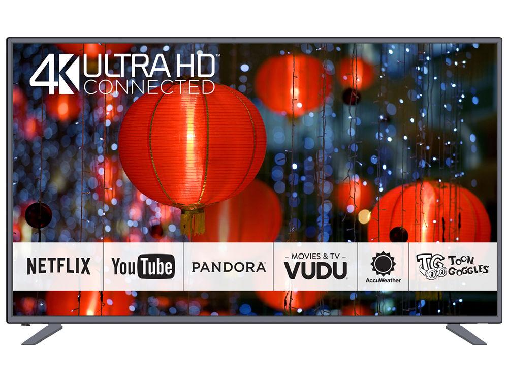 "55"" Panasonic TC-55CX420U 4K Ultra HD 120Hz Smart LED HDTV  $600 + Free Shipping"