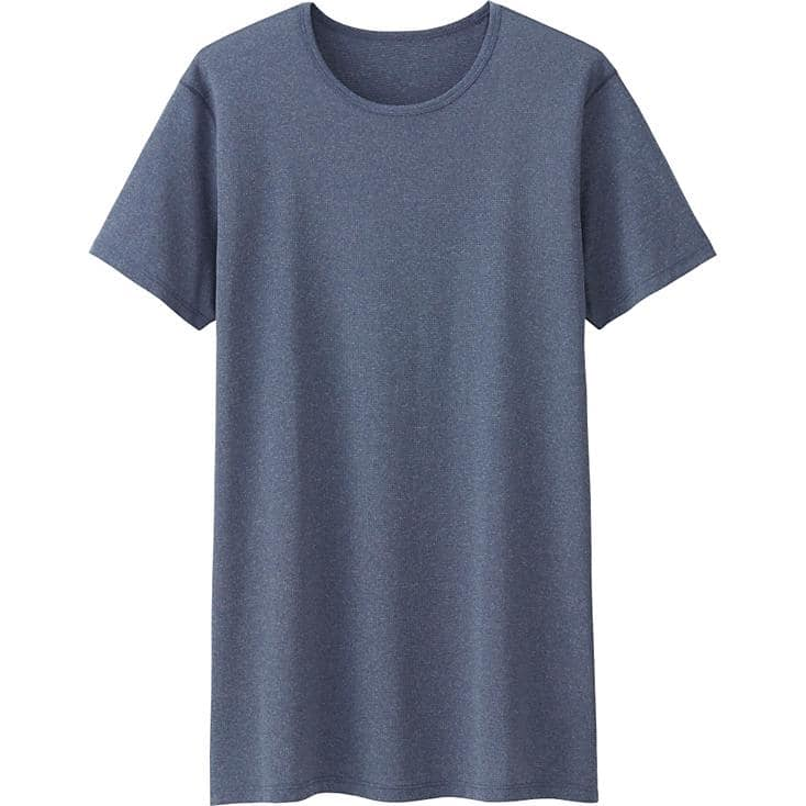 UNIQLO: Men's AIRISM Shirts and Underwear - $7.90 Plus $5 Flat Rate Shipping