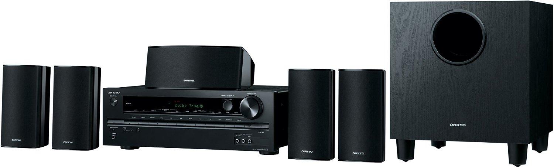 Onkyo HT-3700 5.1 System ($299.99 via Amazon)