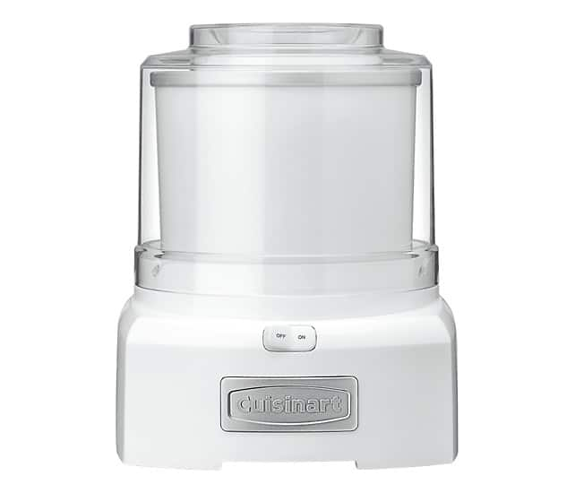Cuisinart ICE-21 Frozen Yogurt, Ice Cream, and Sorbet Maker  $18 + Free Store Pickup